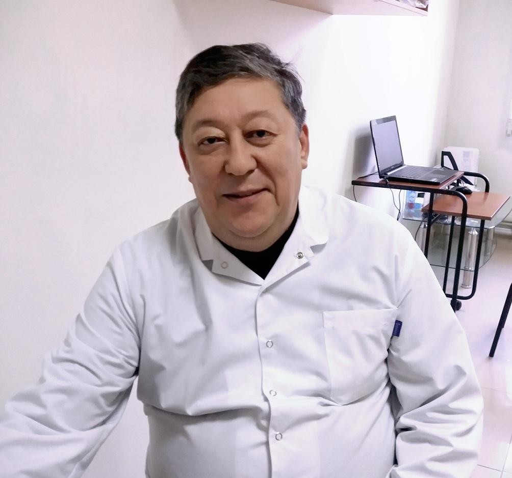 Бабаджанов А.М.